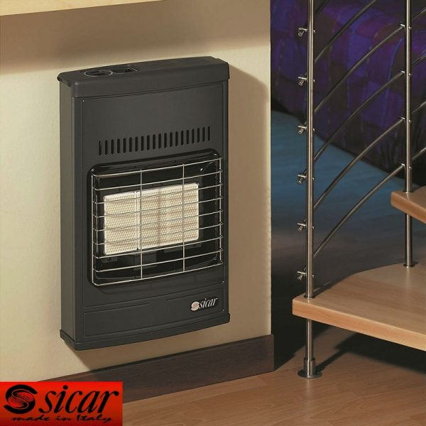 SICAR STUFA A GAS METANO ECO40B BLU