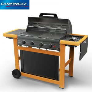 BARBECUE ADELAIDE 4 WOODY DLX