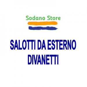 Salotti da Esterno / Divanetti