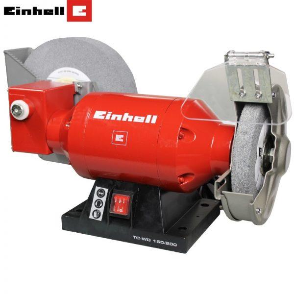 EINHELL SMERIGLIATRICE COMBINATA TC-WD 150 200