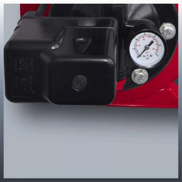 EINHELL MOTOPOMPA GC-WW 6538 SET