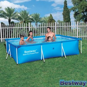 BESTWAY PISCINA MOD. STEEL PRO FRAME POOL