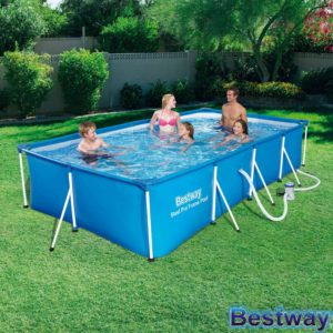 BESTWAY PISCINA STEEL PRO FRAME POOL