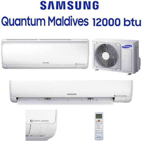 SAMSUNG QUANTUM MALDIVES 12000 BTU